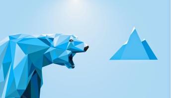 Geometric Polar Bear-01