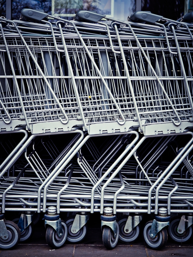 Blog Post Picture 10.27.19 Shopping Carts Aligned